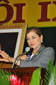 Dân biểu Quốc hội Hoa Kỳ Loretta Sanchez