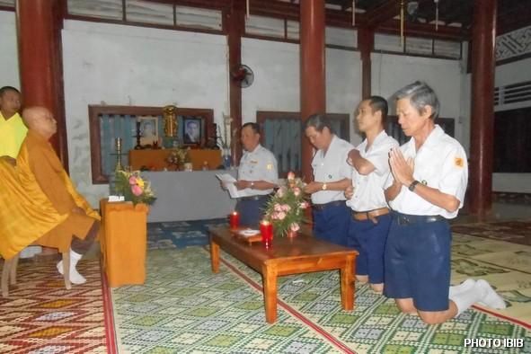 Công an hành hung Hòa thượng Thích Chơn Tâm tại Saigon, hành hung Sư Cô Đồng Hiếu tại Đà Nẵng, 23 Huynh trưởng Gia Đình Phật tử bị quản chế, các thành viên Hội đồng Lưỡng Viện GHPGVNTN tiếp tục bị đàn áp