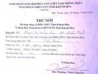 Tăng Đoàn dị giáo tiếp tục áp lực nhằm phá tan Tổ chức Gia Đình Phật tử Việt Nam thống thuộc Giáo hội Phật giáo Việt Nam Thống nhất