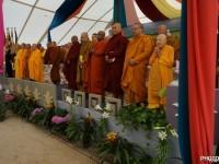 Trên 2000 người tham sự Đại lễ Phật Đản chung của Văn phòng II VHĐ và GHPGVNTN Hải ngoại tại Hoa Kỳ tổ chức tại chùa Liên Hoa, thành phố Houston, tiểu bang Texas