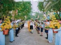 Phóng Sự Bằng Hình Đại Lễ Phật Đản Đại lễ Phật Đản Phật lịch 2558 của Viện Hoá Đạo Giáo hội Phật giáo Việt Nam Thống nhất tại Tu viện Long Quang, Thừa thiên – Huế