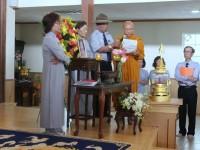 Tuệ Nguyên – Lễ Tưởng Niệm Huynh Trưởng Lê Thi Tuyết Mai tại Houston, Texas Tại Chùa Pháp Luân, Houston, TX, 05.25.2014