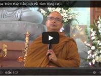 Youtube: TT Thích Giác Đẳng Nói Về Hành Động Tự Thiêu Của Huynh Trưởng Lê Thị Tuyết Mai, 05.25.2014