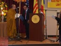 Tuệ Nguyên Tường Trình: Lễ Húy Nhật HT Thích Huyền Quang tại Nam California