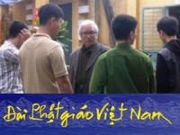 [Đài Phật giáo Việt Nam, ngày 25.7.2014] Lễ Huý nhật Đức cố Tăng Thống Thích Huyền Quang tại Bình Định, Công an Huế tạo điều kiện cho Huynh trưởng Lê Công Cầu đi Mỹ