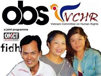Bùi Thị Minh Hằng, Nguyễn Văn Minh và Nguyễn Thị Thuý Quỳnh