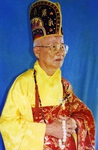 Cố Tăng Thống Thích Huyền Quang