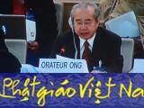 Ông Võ Văn Ái phát biểu tại LHQ Genève và Phái đoàn Hà Nội phản công