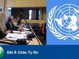 Ỷ Lan, RFA – Phúc trình của Việt Nam tại Ủy ban LHQ