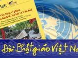 Ông Võ Văn Ái phản biện Phái đoàn Hà Nội tại LHQ Genève