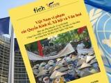 Những thành quả hoạt động của Uỷ ban Bảo vệ Quyền Làm Người Việt Nam tại Liên Âu và tại Liên Hiệp Quốc trong 3 tháng qua