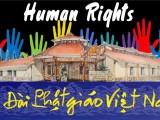 Hội thảo Nhân quyền tại chùa Phật Quang 7/2/2015 & Lá Thư tuần 12