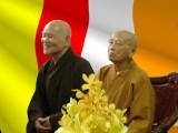 Đạo từ của Đức Tăng Thống Thích Quảng Độ, Huấn từ và Điệp thư chào mừng 2000 Hội viên danh dự và 72 Ủy viên Công cán vừa được Giáo hội công cử của Hòa thượng Viện trưởng Viện Hóa Đạo, gửi tới buổi Lễ An vị Phật tại chùa Phật Quang, Huntington Beach, ngày thứ Bảy 7.2.2015