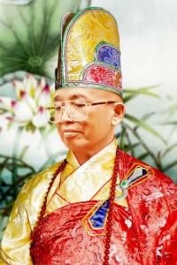 Most Venerable Thich Nhu Dat