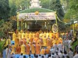 Hôm 3.3, trên ba nghìn Phật tử tham dự Lễ Nhập Tháp Đạo lão Hoà thượng Viện trưởng Viện Hoá Đạo Thích Như Đạt — Chủ nhật ngày 1.3 Lễ Thọ tang Ngài tại các chùa ở Hoa Kỳ