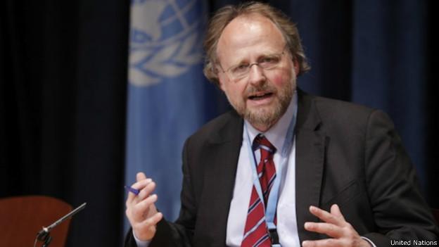 Ông Heiner Bielefeldt, Báo cáo viên Đặc biệt LHQ về Tư do Tôn giáo hay Tín ngưỡng