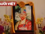 Lễ chung thất cố đại lão Hòa Thượng Thích Như Đạt tại chùa Phật Quang