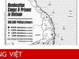 Đài BBC đăng tấm bản đồ Trại Cải Tạo do Cơ sở Quê Mẹ thực hiện năm 1978 và 1985