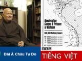 Nhân dịp 40 Năm Ngày 30/4/1975 : Đài Á Châu Tự Do phỏng vấn Đức Tăng Thống Thích Quảng Độ về 40 Năm GHPGVNTN dưới chế độ Cộng sản — Đài BBC đăng tấm bản đồ Trại Cải tạo của cơ sở Quê Mẹ
