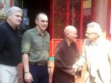U.S. Congressional Delegation visits dissident Buddhist Patriarch Thich Quang Do in Vietnam