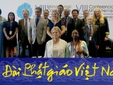 Quê Mẹ tham dự Hội nghị Cấp Bộ trưởng lần thứ VIII của Cộng đồng các quốc gia Dân chủ