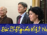 Phỏng vấn Đức Tăng Thống về cuộc gặp gỡ Thứ trưởng Ngoại giao Hoa Kỳ