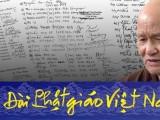 Tuyên Cáo chùa Phật Quang & Phỏng vấn Đức Tăng Thống Thích Quảng Độ