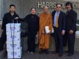 Thông báo diễn biến vụ kiện Sư Giác Đẳng tiếm danh GHPGVNTN, lén lút bán Chùa Phật Quang, và giấu kín sổ sách, tài chánh của GHPGVNTN