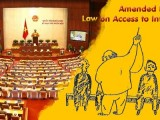 Vietnam: New Law on Access to Information and amended Press Law restrict freedom of expression and the right to know