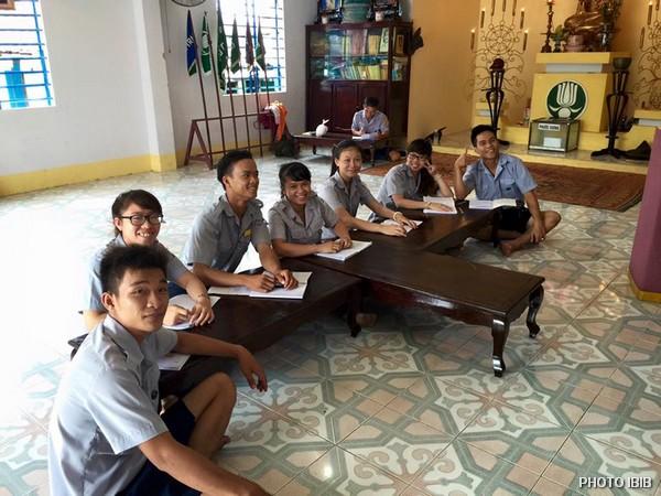 Trại sơ cấp Lộc Uyển, Huyện Phú Lộc, Niệm Phật đường Lăng Cô