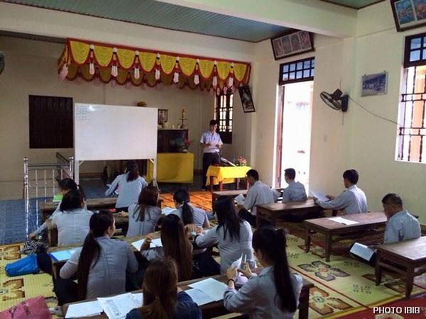 Trại sơ cấp Lộc Uyển, Huyện Phú Lộc, Lớp học Sơ cấp