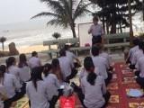 Báo cáo sinh hoạt Gia Đình Phật tử Việt Nam 3 tháng đầu năm 2016