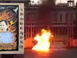 Saigon : Lễ Đại tường Huynh trưởng GĐPT Lê Thị Tuyết Mai vị quốc vị pháp thiêu thân trước Dinh Độc lập cũ ngày 23-5-2014