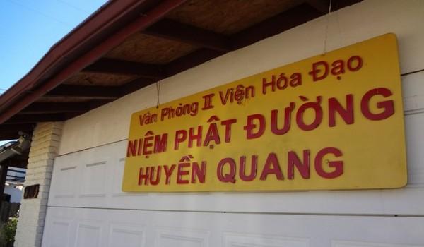 Niệm Phật đường Huyền Quang sau một năm bị kẻ gian cưỡng chiếm, nay vừa được thu hồi
