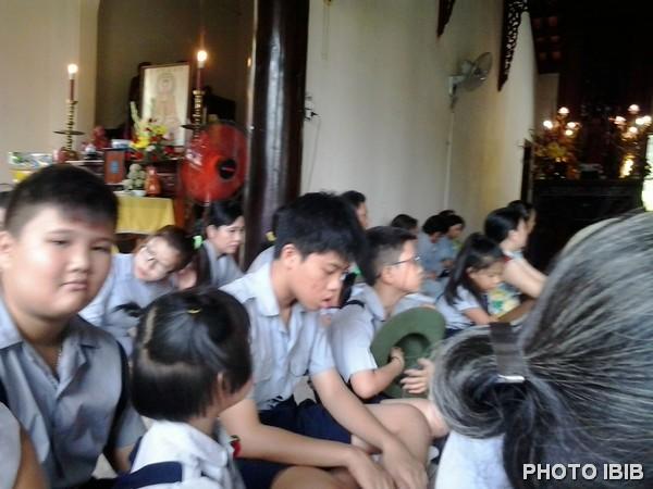Đại lễ Vu Lan Báo Hiếu đến với Gia đình Áo Lam