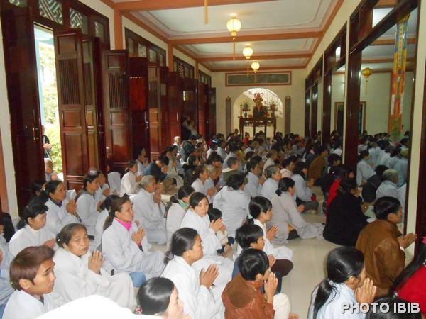 Đại lễ Cầu siêu tại Tu viện Long Quang, Huế