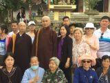 Tổng vụ Từ thiện Xã hội Viện Hoá Đạo GHPGVNTN báo trình việc Cứu trợ Lũ lụt tại hai tỉnh Phú Yên và Khánh Hoà — Đồng bào Phật tử hải ngoại đóng góp Cứu trợ