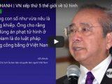 [Đài Á Châu Tự Do / RFA] Việt Nam đứng thứ 5 thế giới về tử hình