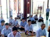 Báo trình Cứu trợ Xuân Đinh Dậu 2017 của Tổng vụ Từ thiện Xã hội, Viện Hoá Đạo — Tâm Thư báo trình sinh hoạt Gia Đình Phật tử Việt Nam 3 tháng đầu năm 2017 của Vụ trưởng Gia Đình Phật tử Vụ