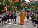 Lễ Phật Đản 2641 tại Tu viện Long Quang, Huế, tại Chùa Giác Minh, Đà Nẵng, và Chùa Từ Hiếu ở Saigon — Tâm Thư Yểm Trợ cuộc Tuyệt thực tại Huế của Đạo hữu Lê Công Cầu, Tổng thư ký Viện Hoá Đạo kiêm Vụ trưởng Gia Đình Phật tử Vụ Gia Đình Phật tử Việt Nam