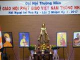 Quyết nghị 8 điểm của Đại hội Thường niên Giáo hội Phật giáo Việt Nam Thống nhất Hải ngoại tại Hoa Kỳ lần 2 nhiệm kỳ I ở Chùa Phật Pháp, thành phố St Petersburg — Huấn Từ của Đức Tăng Thống Thích Quảng Độ và Đạo Từ của Hoà thượng Viện Trưởng Viện Hoá Đạo