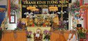 Thông bạch Báo cáo Cuối năm của Viện Hoá Đạo — Thông tư Báo cáo sinh hoạt Gia Đình Phật tử Việt Nam — Bái vọng Giác linh Đức Cố Phó Tăng Thống Thích Hộ Giác