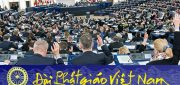 Quốc hội Châu Âu vừa thông qua Nghị Quyết tố cáo Việt Nam