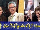 DB Hoa Kỳ Alan Lowenthal & Bà Phó Chủ tịch USCIRF Kristina Arriaga vận động trả tự do cho Đức Tăng Thống