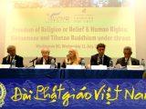 Hội luận Tôn giáo tại thù đô Hoa Thịnh Đốn, Hoa Kỳ, về Phật giáo Việt Nam & Tây Tạng