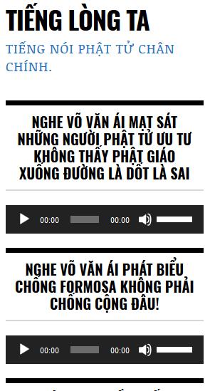 Tieng Long Ta
