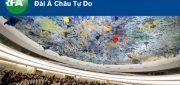[Đài Á Châu Tự Do / RFA] VCHR tố cáo Việt Nam từ chối 50 khuyến cáo của các quốc gia về cải thiện nhân quyền