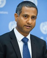 Ahmed Shaheed, Special Rapporteur on FoRB