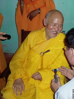 Most Venerable Thích Quảng Độ, 1928-2020